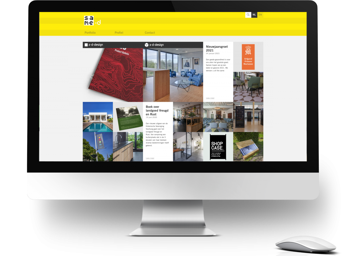 Same-d homepage